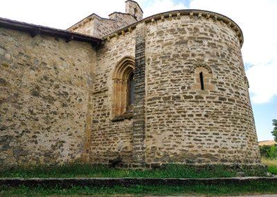 Exterior de Ayala